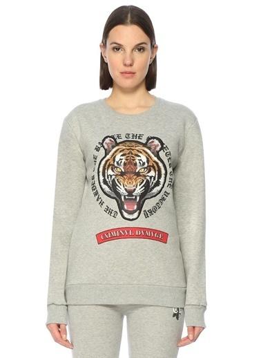 Sweatshirt-Criminal Damage